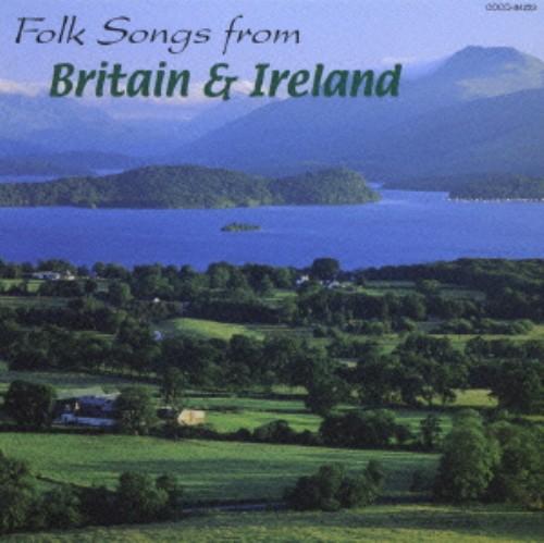 【中古】イギリスとアイルランドのフォークソング/ジュリー・チャールズ