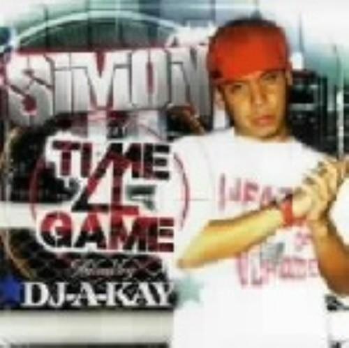 【中古】TIME 4 GAME mixed by DJ A−KAY/SIMON