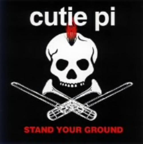 【中古】STAND YOUR GROUND/CUTIE Pi
