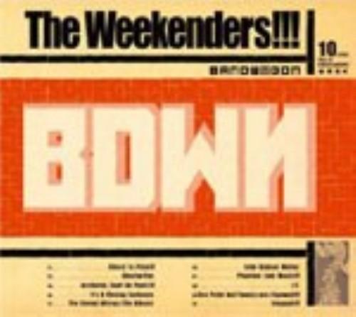 【中古】The Weekenders!!!/BANDWAGON