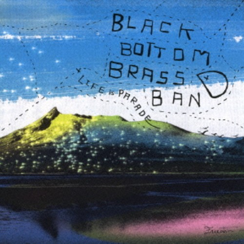 【中古】LIFE IS PARADE(初回限定盤)/BLACK BOTTOM BRASS BAND