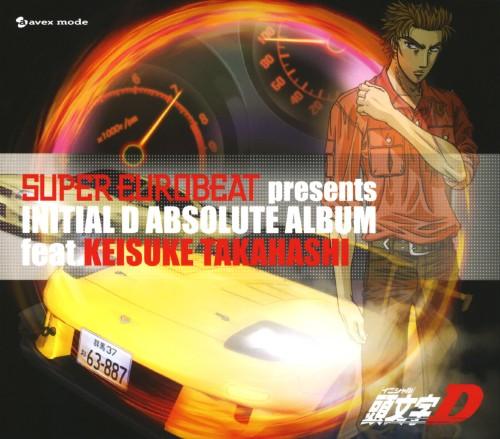 【中古】SUPER EUROBEAT presents INITIAL D ABSOLUTE ALBUM feat.KEISUKE TAKAHASHI/アニメ・サントラ