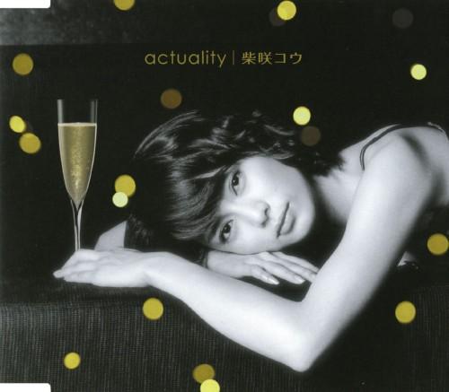【中古】actuality/柴咲コウ