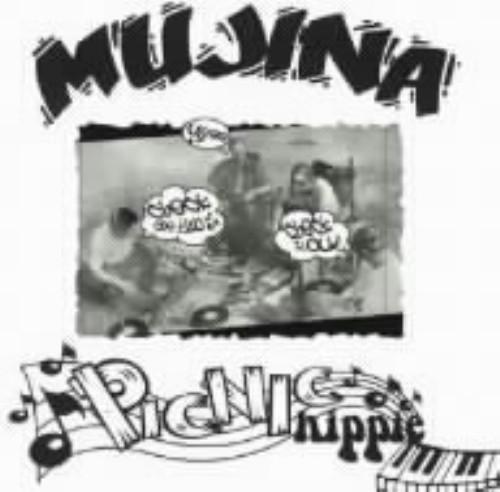 【中古】PICNIC HIPPIE/MUJINA