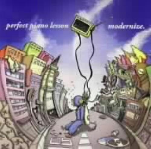 【中古】modernize./perfecr piano lesson