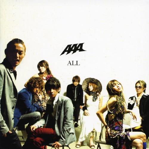 【中古】ALL(DVD付)/AAA