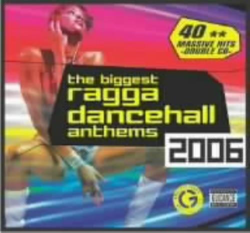 【中古】ザ・ビゲスト・ラガ・ダンスホール・アンセムズ・2006/オムニバス