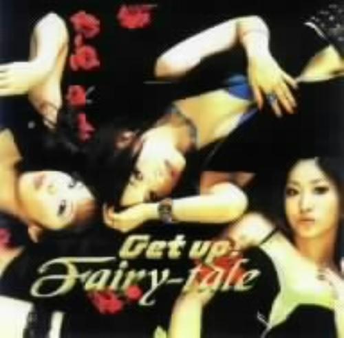 【中古】GET UP!/fairy−tale
