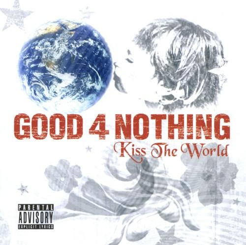 【中古】KISS THE WORLD/GOOD 4 NOTHING