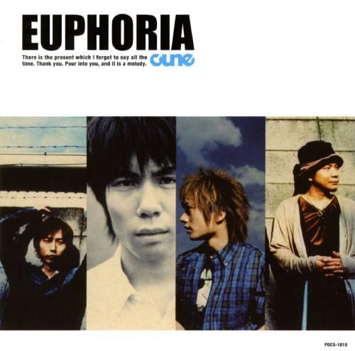 【中古】EUPHORIA(初回限定盤)(DVD付)/CUNE