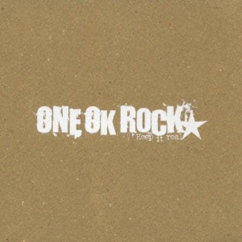 【中古】Keep it real/ONE OK ROCK
