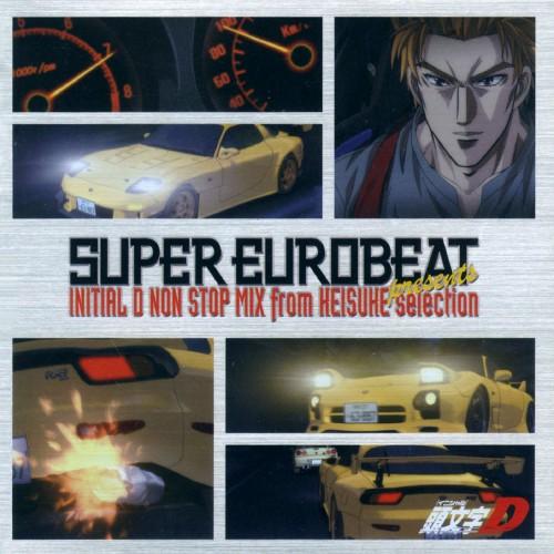 【中古】SUPER EUROBEAT presents INITIAL D NON−STOP MIX from KEISUKE−selection/アニメ・サントラ