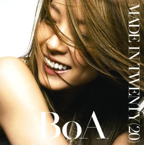 【中古】MADE IN TWENTY(20)(DVD付)/BoA