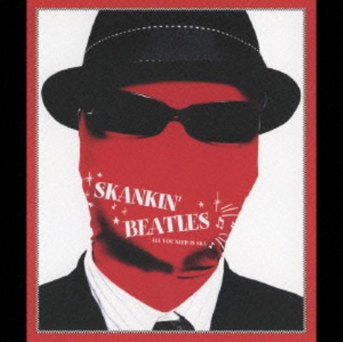 【中古】SKANKIN'BEATLES'RED'〜All You need is SKA〜/オムニバス