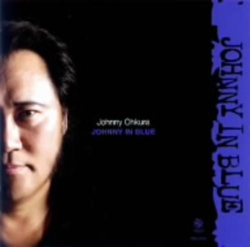 【中古】JOHNNY IN BLUE(DVD付)/ジョニー大倉