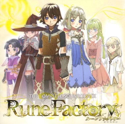 【中古】Rune Factory〜新牧場物語〜/ゲームミュージック