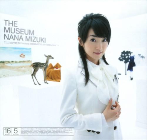【中古】THE MUSEUM(DVD付)/水樹奈々