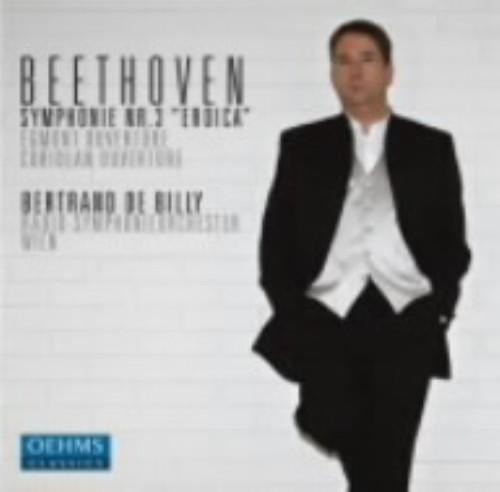 【中古】ベートーヴェン:交響曲第3番「英雄」/ビリー