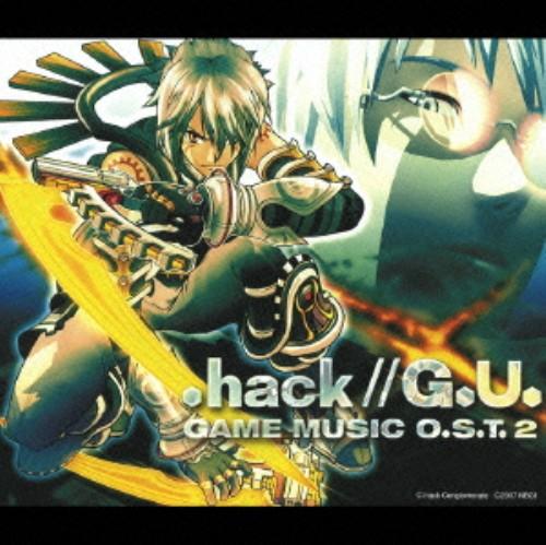 【中古】プレイステーション2専用ゲームソフト「.hack//G.U.」.hack//G.U. GAME MUSIC O.S.T.2/ゲームミュージック