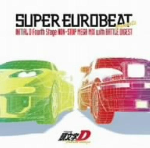【中古】SUPER EUROBEAT presents 頭文字[イニシャル]D Fourth Stage NON−STOP MEGA MIX with BATTLE DIGEST(DVD付)/アニメ・サントラ