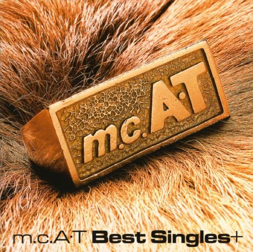 【中古】m.c.A・T Best Singles+(DVD付)/m.c.A・T