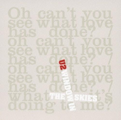 【中古】ウィンドウ・イン・ザ・スカイズ/U2
