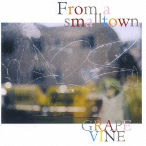 【中古】From a smalltown(初回限定盤)(DVD付)/GRAPEVINE