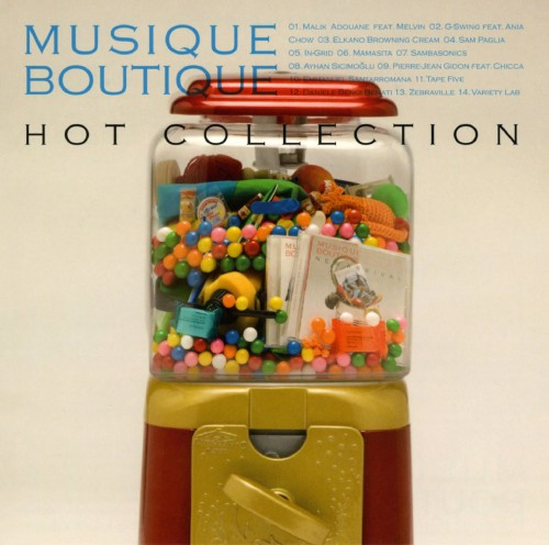【中古】MUSIQUE BOUTIQUE HOT COLLECTION/オムニバス