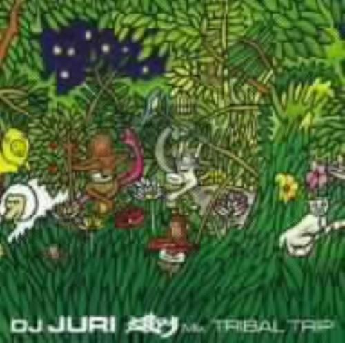 【中古】DJ JURI 太鼓DUB Mix〜TRIBAL TRIP〜(DVD付)/DJ JURI