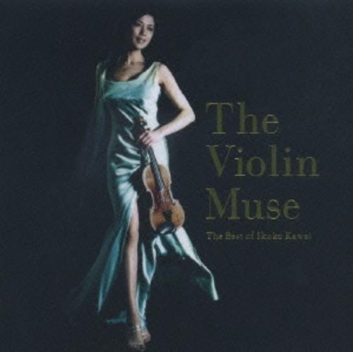 【中古】The Violin Muse〜The Best Of IKUKO KAWAI(初回限定盤)(DVD付)/川井郁子