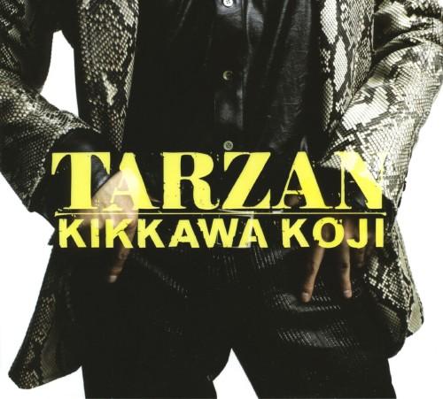 【中古】TARZAN(初回限定盤)(DVD付)/吉川晃司