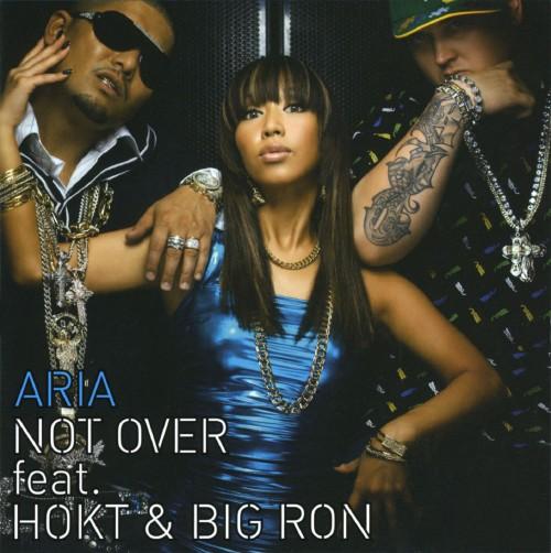 【中古】NOT OVER feat.HOKT&BIG RON/ARIA