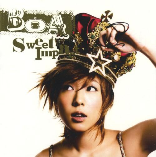 【中古】Sweet Impact/BoA