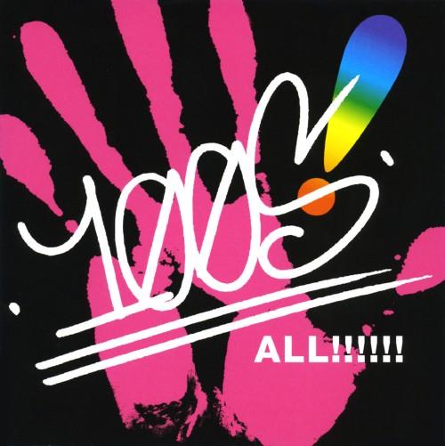 【中古】ALL!!!!!!(DVD付)/100s