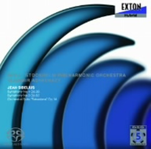 【中古】シベリウス:交響曲第1番&第3番/アシュケナージ