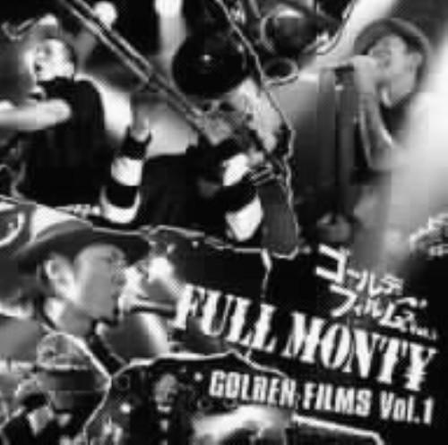 【中古】GOLDEN FILMS Vol.1(DVD付)/FULL MONTY
