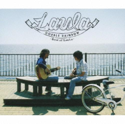 【中古】DOUBLE RAINBOW BEST OF LAULA(初回限定盤)(DVD付)/LAULA