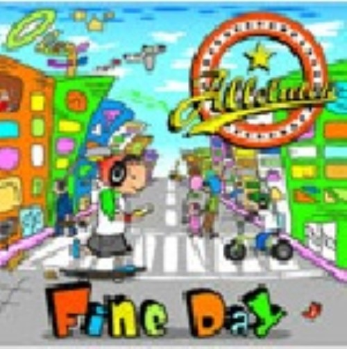 【中古】Fine day/ALLCLUTCH