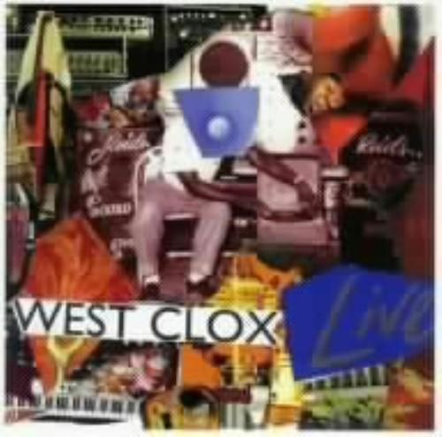【中古】Live/west clox