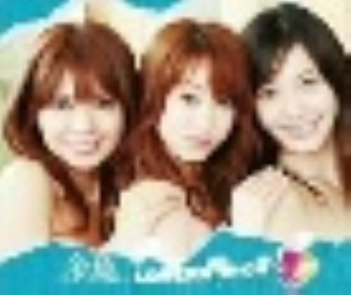 【中古】LOVERS HIGH(DVD付)/金魚(長谷部優/長澤奈央/嘉陽愛子)