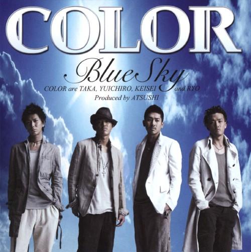 【中古】BLUE SKY/COLOR