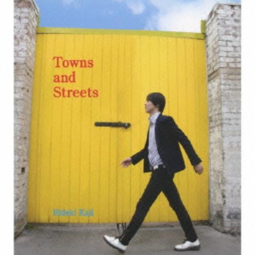 【中古】Towns and Streets/カジヒデキ