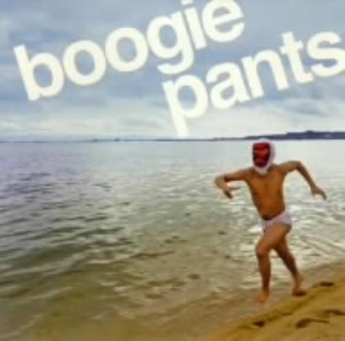 【中古】OUT POP IN POP/boogie pants