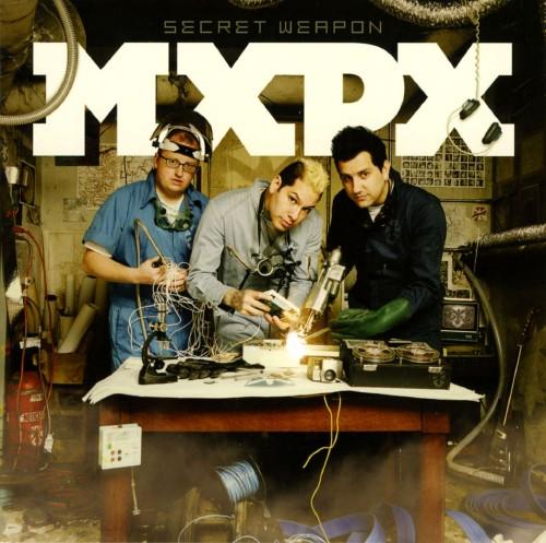 【中古】シークレット・ウェポン/MXPX