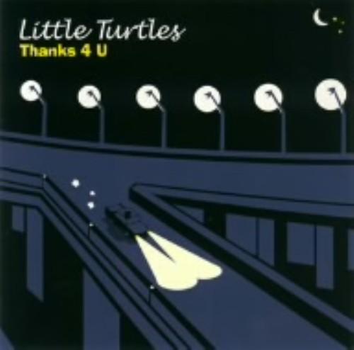 【中古】Thanks 4 U/little Turtles