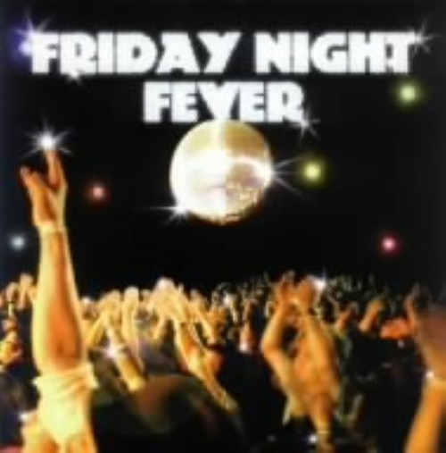 【中古】FRIDAY NIGHT FEVER/BOURBONZ