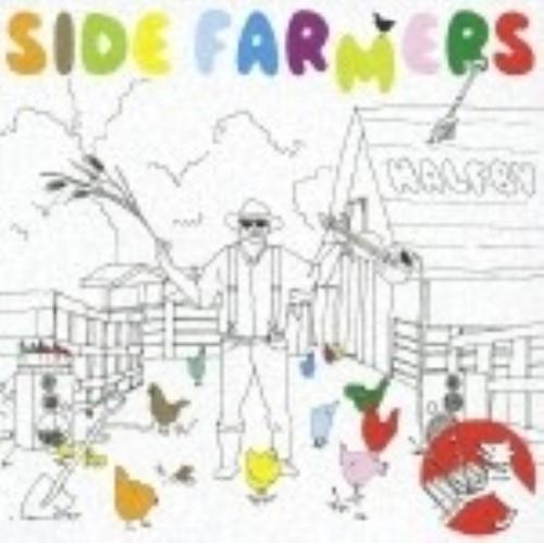 【中古】SIDE FARMERS(DVD付)/HALFBY