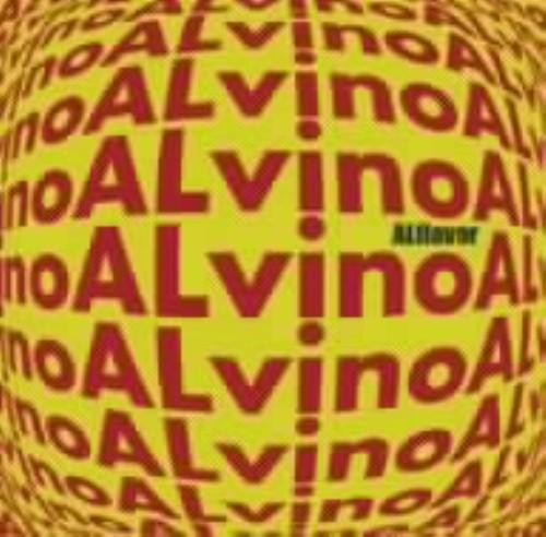 【中古】ALflavor(初回盤)(DVD付)/ALvino