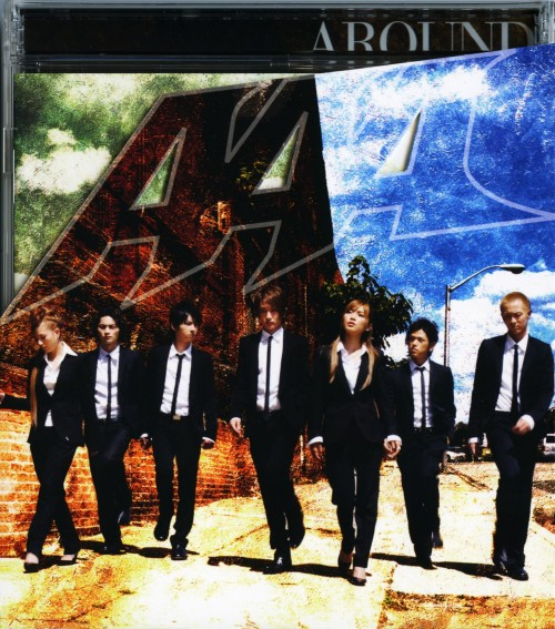 【中古】AROUND(DVD付)/AAA