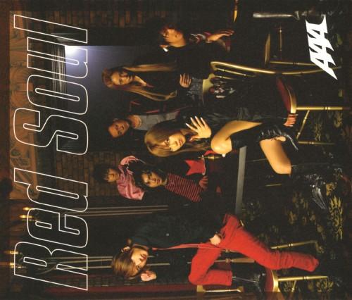 【中古】Red Soul(DVD付)/AAA